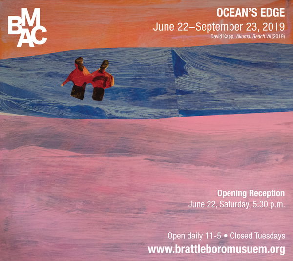 Ocean's Edge @ Brattleboro Museum and Art Center